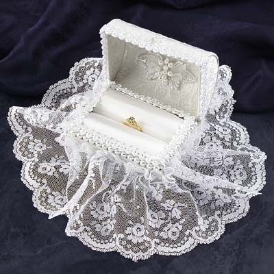 """Ring Bearer Chest""... Buy It Now!"