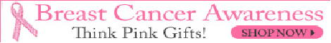 """Breast Cancer Awareness... Think Pink Gifts"""